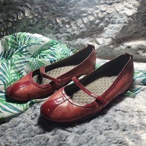 Privo by clarks dragon Mary jane loafers 8.5